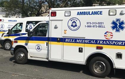 services bell medical transport
